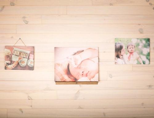 キャンバスプリントの魅力が生きる、壁面ディスプレイの3つの方法